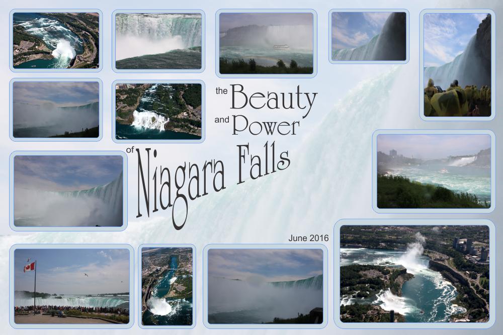 Niagara Falls June 2016