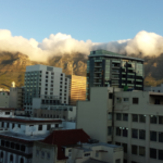 ...our view of Table Mountain.